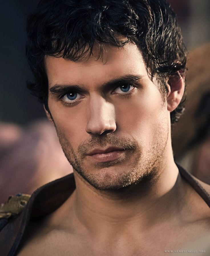 Henry Cavill - would be a perfect Blake