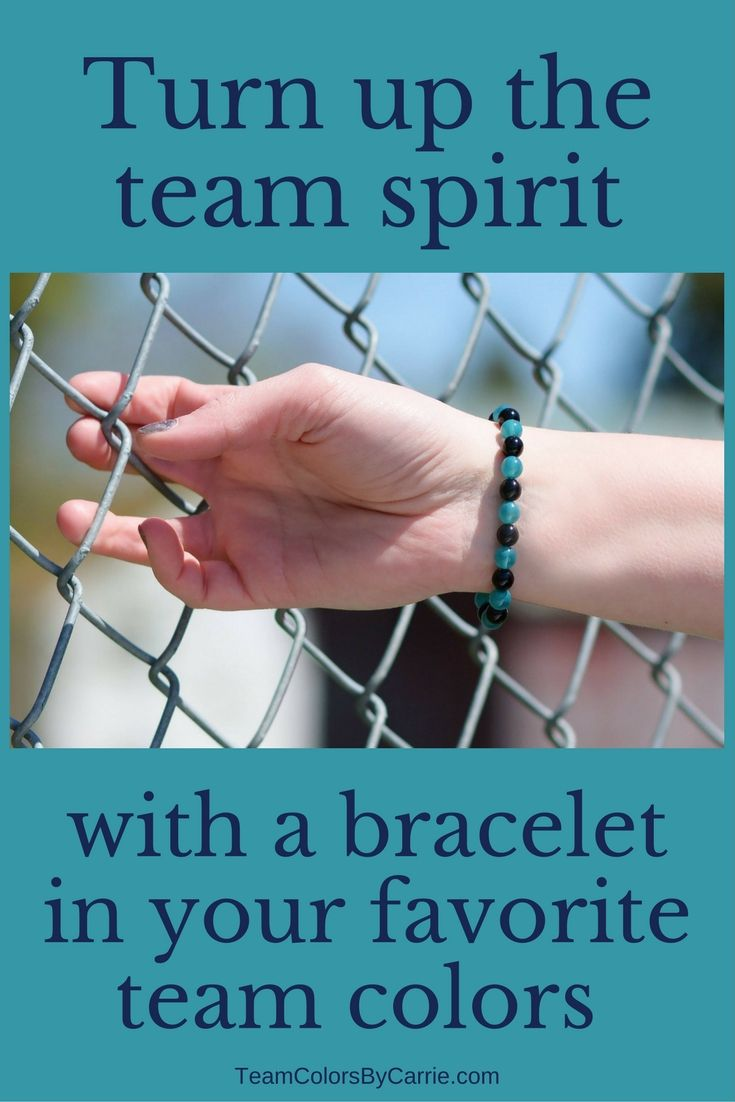 Make every day feel like game day when you wear jewelry in your favorite team colors. Get yours today!