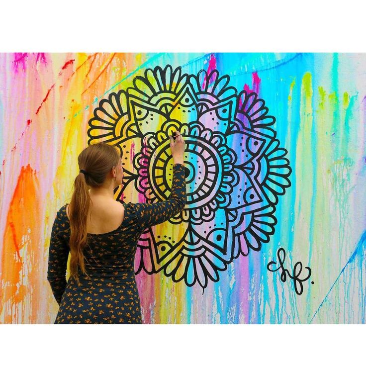 Video nuevo!!! Quien se va a animar a hacer su mural????