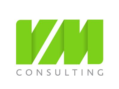 VM Consulting logo    by Osvaldas Valutis