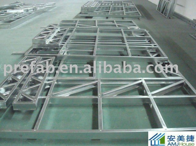 Source light steel frame for prefab house on m.alibaba.com