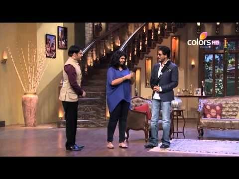 Shahrukh Khan fan pokes his dimples | Kapil Sharma Video Website
