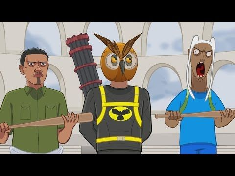 Fraja tv: VanossGaming Animated - Gladiators! (From Gmod Sandbox Funny Moments)