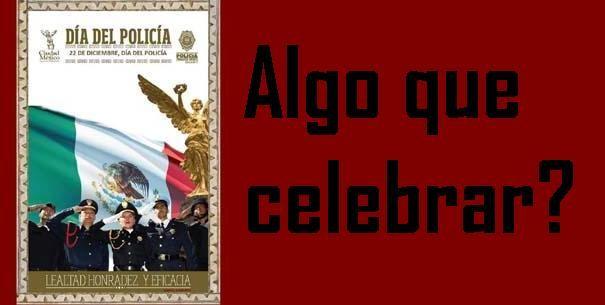 22 de diciembre Día del Policía