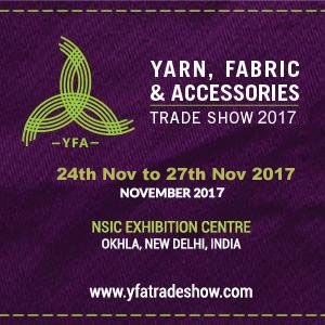 #Trade shows in India  #Trade fair in Delhi  #International Trade fair Delhi  #Upcoming Trade fairs in India #Industrial Exhibition  #Textile Expo  #Exhibitions in India 2017  #Exhibitions in india  #Exhibitions in delhi  #Upcoming Exhibitions in India Yarn Fabric & Accessories Trade Show will be held on NSIC Exhibition Ground, Okhla, New Delhi, India. Whether the purpose of your visit is business or leisure, the city of New Delhi offers excellent connectivity and state-of-the-art…