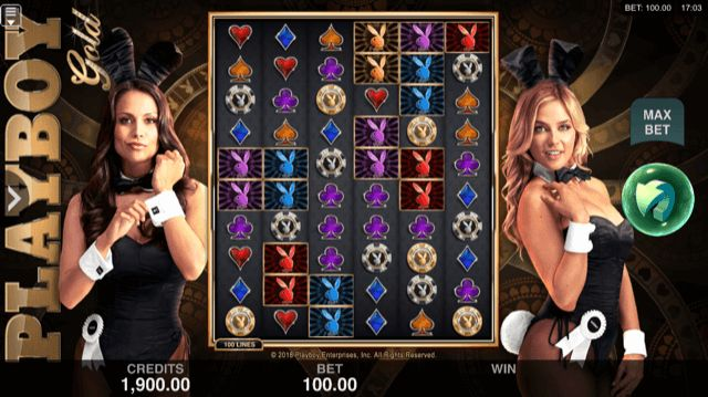 Playboy Gold Slot Review | Microgaming