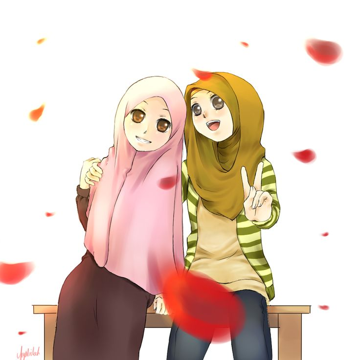 Hijabis by FaceTheWorldDude.deviantart.com on @deviantART