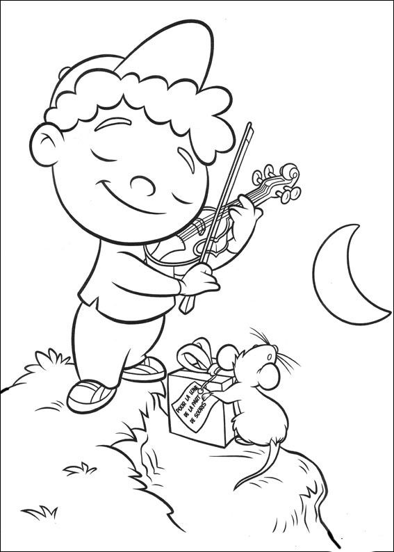 The 15 best Dibujos INFANTIL images on Pinterest | Coloring for kids ...