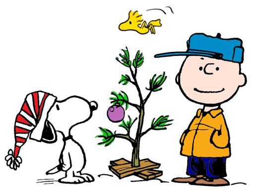 Snoopy and Friends in Early December