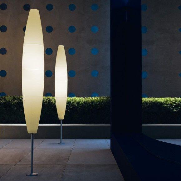 Elegant Foscarini Havana Outdoor Floor Lamp