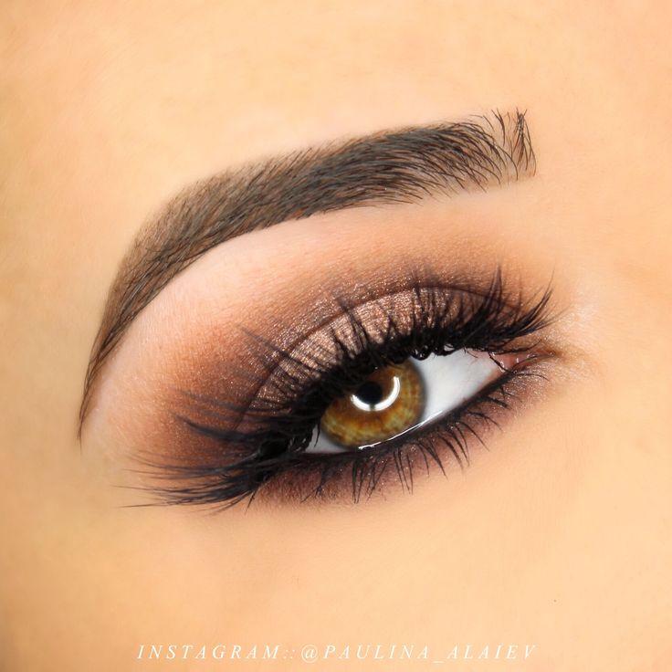 MannyMUA x Makeup Geek Palette. Look by: Paulina Alaiev