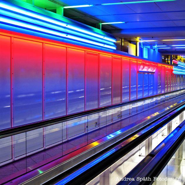 München: Flughafen MUC Foto: Andrea Späth Fotodesign - www.fotodesign-spaeth.de