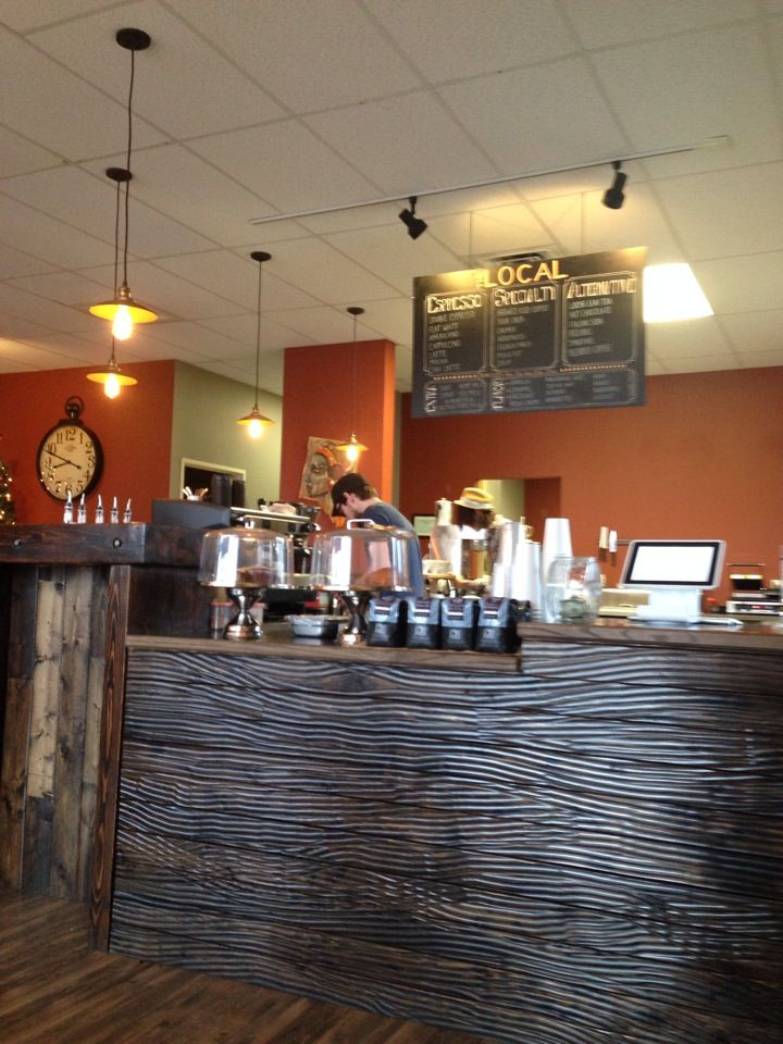 The Local Coffee House In Kennewick WA TriCities
