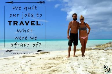 We sold everything to go sailing - But what about health insurance, our careers and 401ks, money and budgeting, boredom, SHARKS?!?