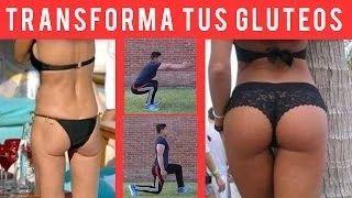 ejercicios para gluteos - YouTube