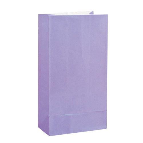 Party Ark's 'Lavender Paper Party Bags'
