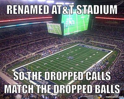 NFL and Dallas Cowboy humor! LOL!