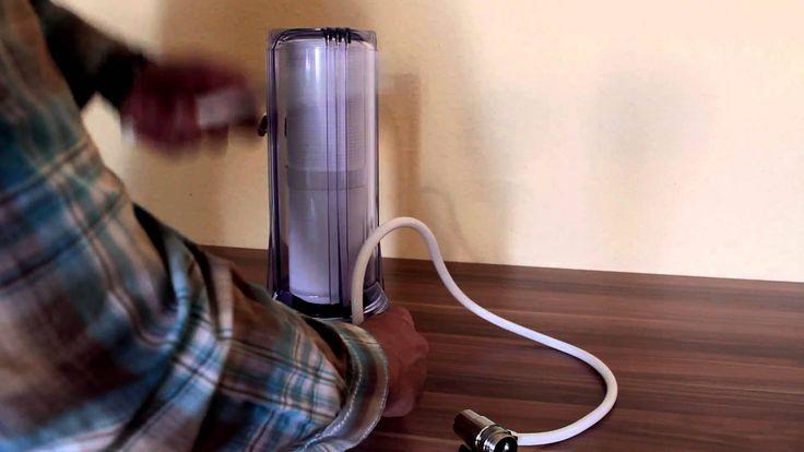 ★★★★★ Kombi asztali víztisztító bemutatása VIZTISZTITOMARKET.hu