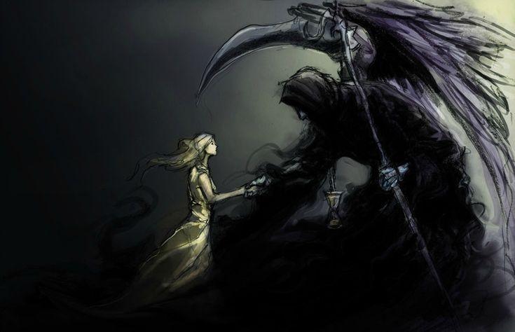 Pacte avec la mort.