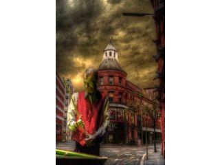 Hurricane Higgins Belfast Print.
