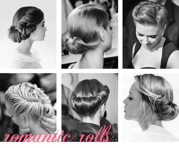 31 Best Vintage Hairdos For Swing Dancing Images On