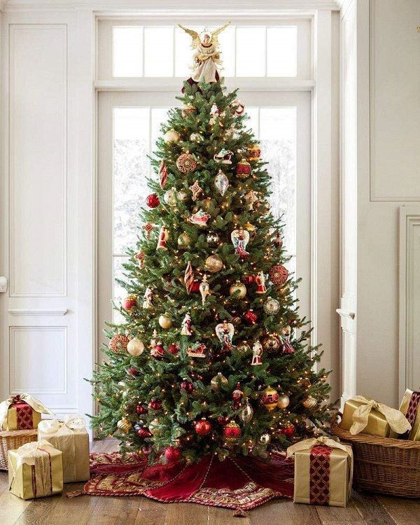 Christmas Ornaments 2021 Series End Top 10 Best High End Artificial Christmas Trees 2021 Absolute Christmas Balsam Fir Christmas Tree Best Artificial Christmas Trees Realistic Artificial Christmas Trees