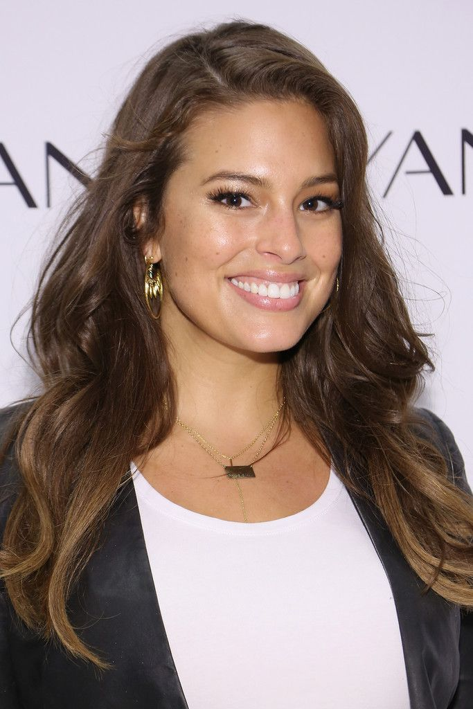 Ashley Graham Photos: Lane Bryant Launches #PlusIsEqual Campaign