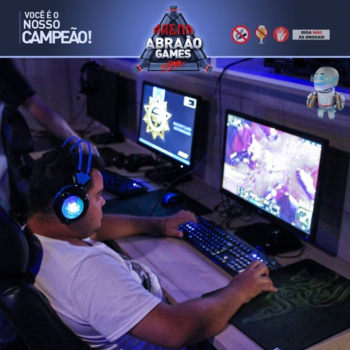 Quer se divertir com conforto? Venha para Arena Abraão Games! http://www.arenaag.com Arena Abraão Games #fashion #style #stylish #love #me #cute #photooftheday #nails #hair #beauty #beautiful #design #model #dress #shoes #heels #styles #outfit #purse #jewelry #shopping #glam #cheerfriends #bestfriends #cheer #friends #indianapolis #cheerleader #allstarcheer #cheercomp  #sale #shop #onlineshopping #dance #cheers #cheerislife #beautyproducts #hairgoals #pink #hotpink #sparkle #heart #hairspray…