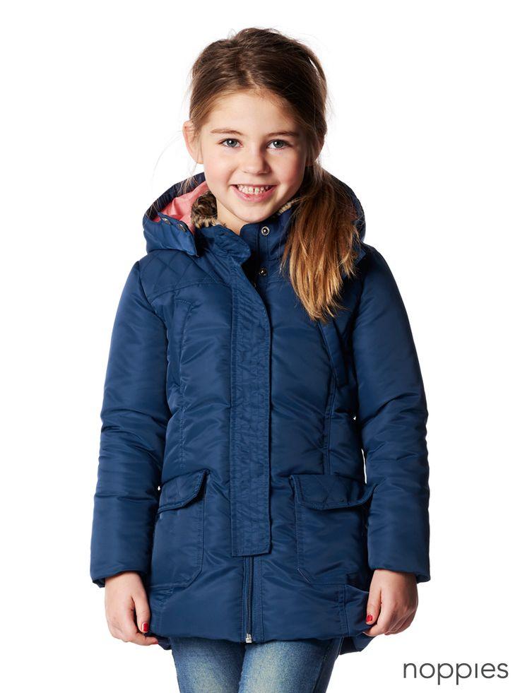 Winter jacket Quilt  |  Noppies Kids Winter Jackets Fall|Winter 2015 collection  |  #noppies #winter #jackets #winterjacket #wintercoat #kids #boys #girls #fw15  |  www.noppies.com