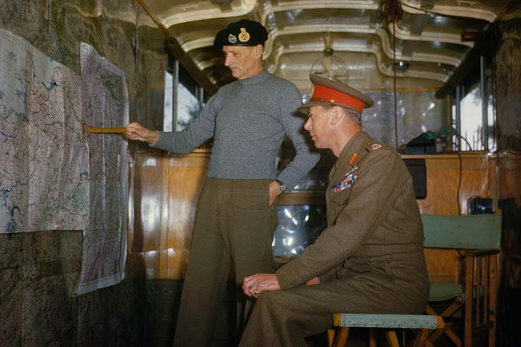Rarely seen photos record World War II in brilliant, immersive color