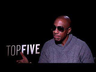 Top Five: J.B. Smoove Junket Interview --  -- http://www.movieweb.com/movie/top-five/j-b-smoove-junket-interview