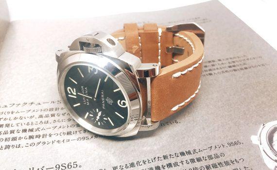 Cinturino orologio Panerai cinturino in pelle di StarMania99