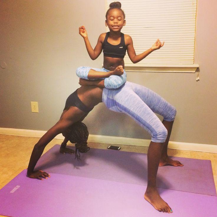 Mother Daughter Yoga, Mommy and Me, Meditation, Backbend ...