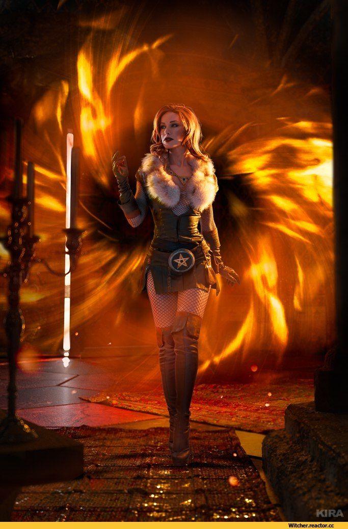 Triss Merigold,Witcher Персонажи,The Witcher,Ведьмак, Witcher, ,фэндомы,Maria Hanna,Witcher Cosplay,KIRA photoarts