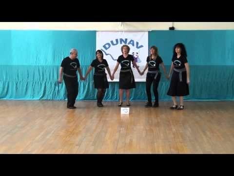 Kalipetrovo Reka, Bulgarian folk dance - YouTube