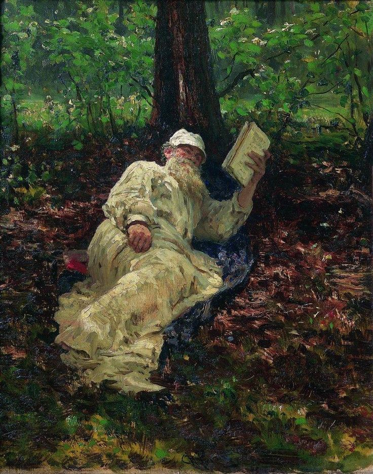 Bucket List (10): Finish reading all the major works of Leo Tolstoy by the time I'm 21