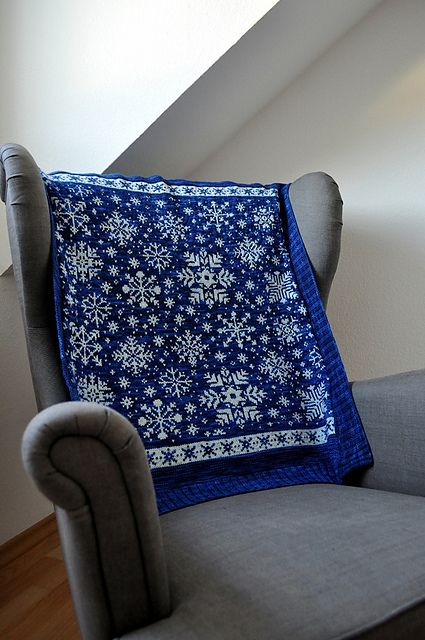 Snowflake Afghan Crochet Pattern Images Knitting Patterns Free