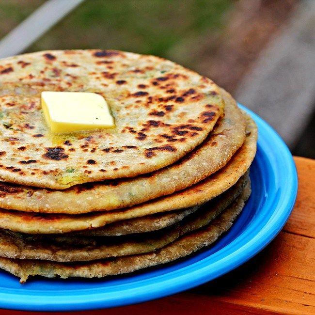 Best 25 alu paratha ideas on pinterest veg recipes aloo paratha alu paratha north indian whole wheat potato stuffed flatbreads forumfinder Image collections