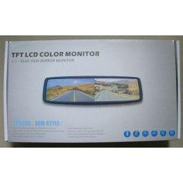 Dikiz Aynası LCD Ekranlı 4.3 ''