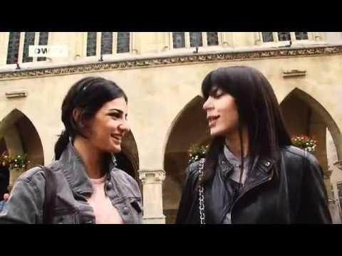 Zwei Studentinnen aus Georgiern unterwegs in Münster!