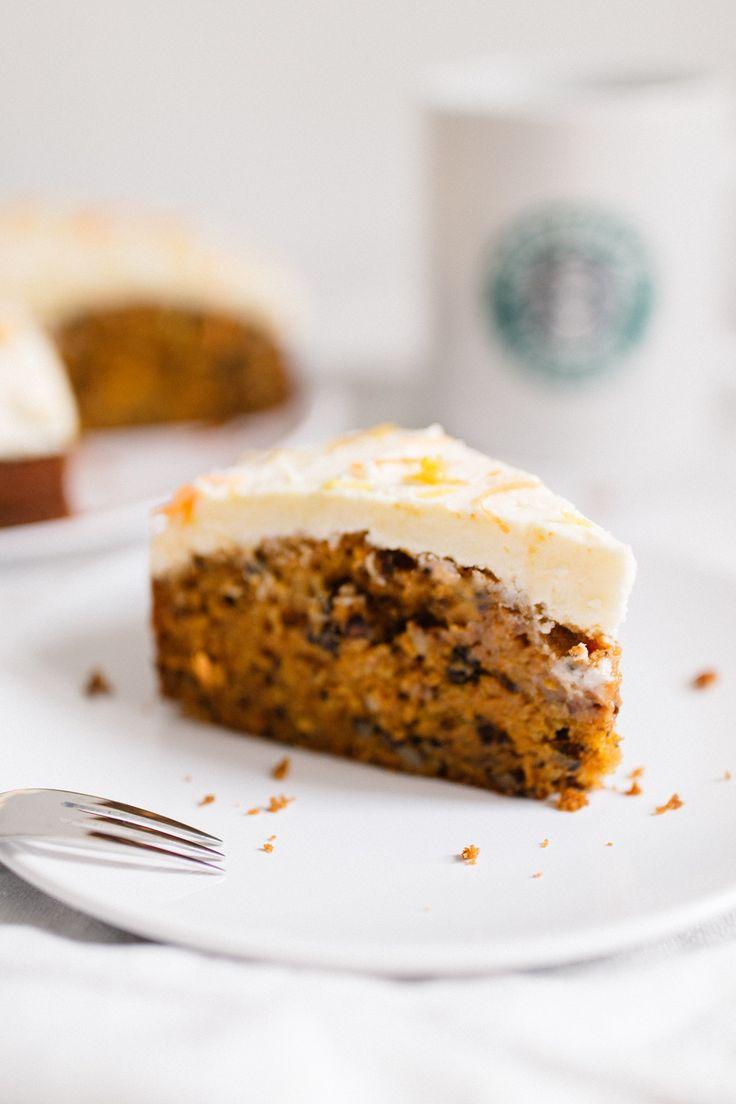 Starbucks Karottenkuchen Rezept   – Backen