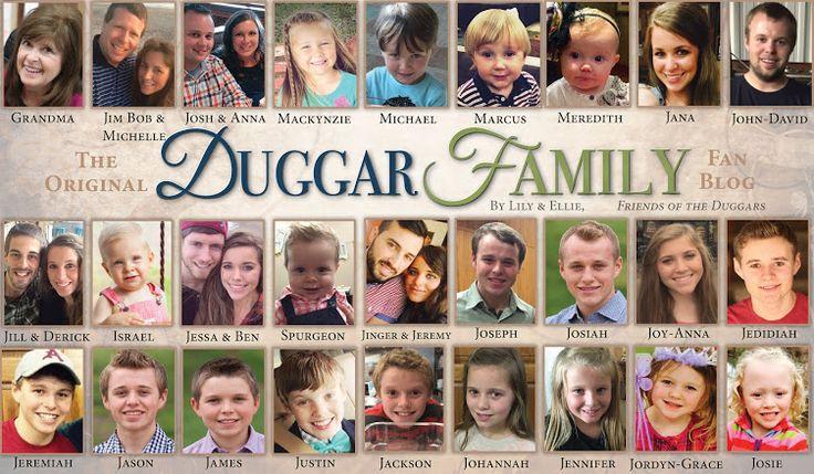 Duggar Family Blog: Updates Pictures Jim Bob Michelle Duggar Jill and Jessa Counting On 19 Kids TLC