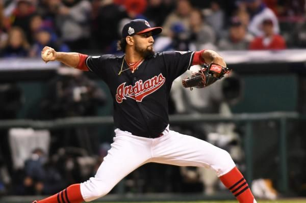 The Cleveland Indians announced Sunday that struggling right-handed starter Danny Salazar will be sent to bullpen to work on his throwing routine and regain his confidence.  Salazar, an All-Star last season, is 3-5 with a 5.50 ERA in 10 starts this season, striking out 73 in 52 1/3 innings but... - #Bull, #Cleveland, #Danny, #Indians, #Salazar, #Send, #Struggling, #TopStories