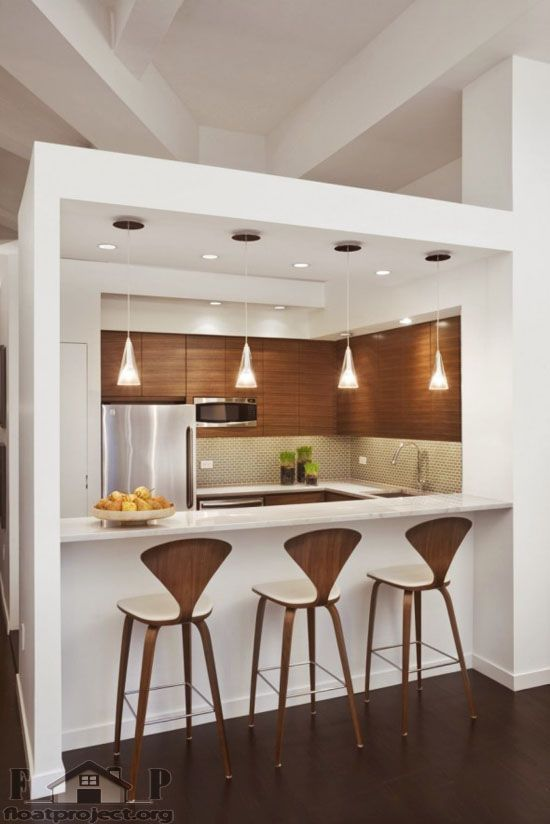 Check Out Small Kitchen Design Ideas. What These Small Kitchens Lack In  Space, They Make Up For With Style. Their Secret? Good Storage Is The  Ultimate Small ...