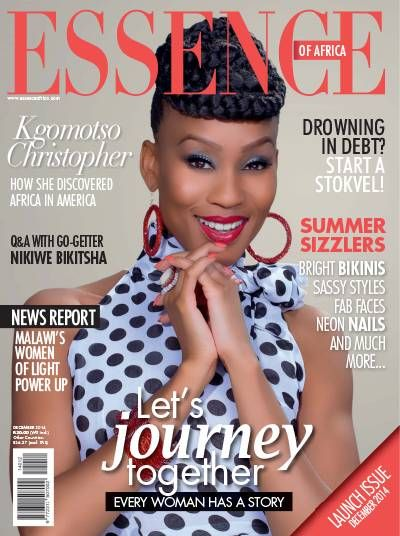Essence of Africa Magazine. Beauty. African.