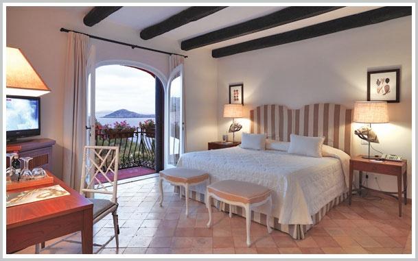 Pellicano hotel in Monte Argentario. On the sea in the Maremma (Southern Tuscany)