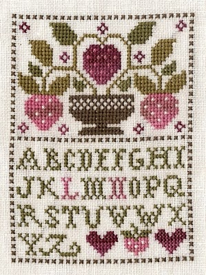 another cross stitch addict    (....cr...use just the top or the alphabet)