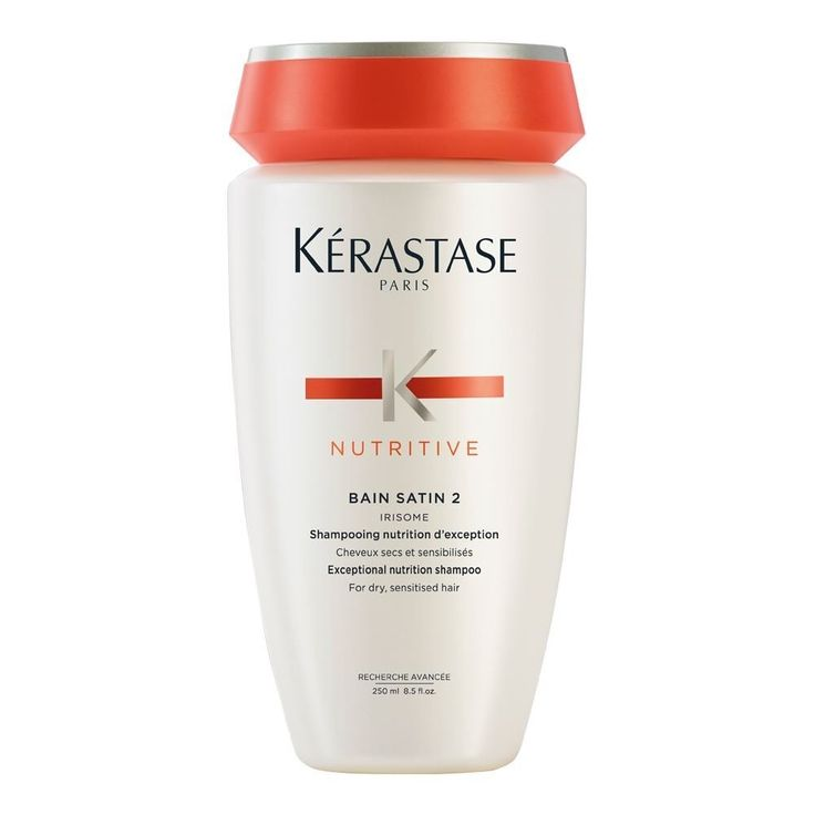 L'Oreal Kerastase Nutritive Bain Satin 2 Irisome Exceptional Nutrition Shampoo 250ml/8.5oz by L'Oreal Paris * Read more  at the image link.