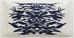 Ink Block Pillow - Ankasa - $290.00 - domino.com