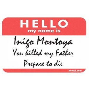 Princess Bride :)